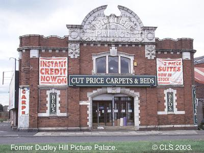 Dudley Hill Picture Palace