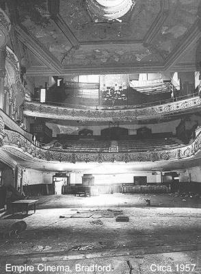 Empire Interior after 1952 fire