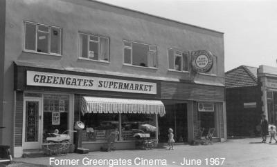 Greengates Supermarket