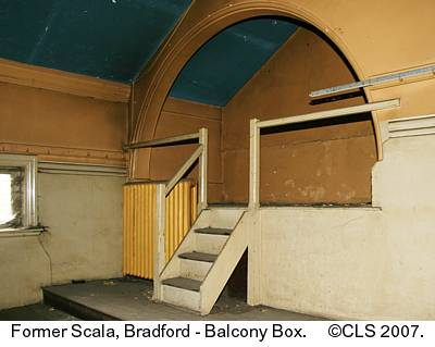Scala Balcony Box