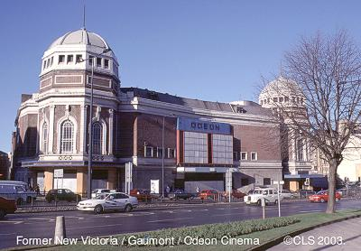 Former New Victoria/Gaumont/Odeon